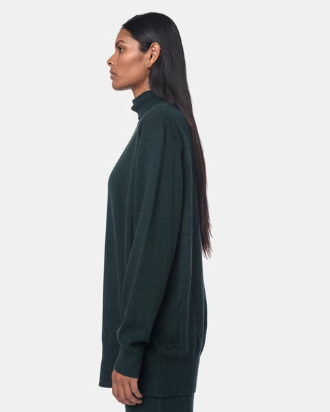 Elodie Sweater in Cool Pine