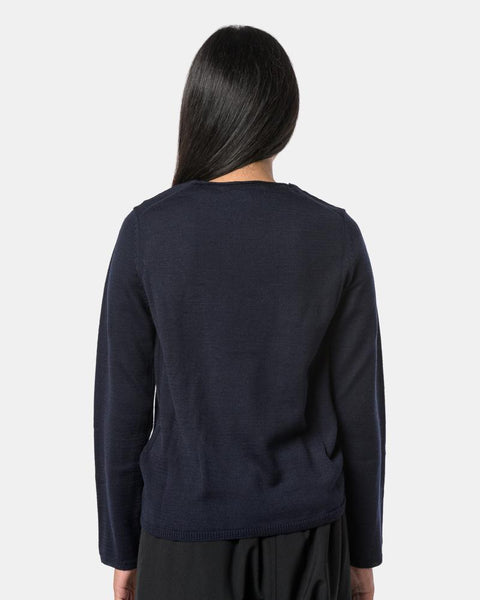 Energy Sweater in Navy