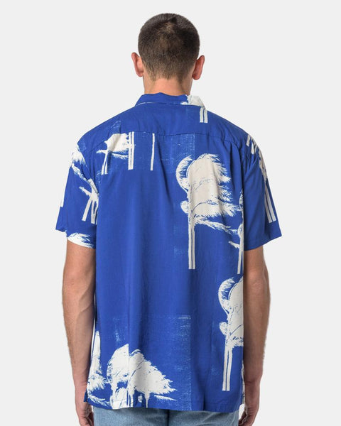 S/S Shirt in Windy Nice Blue