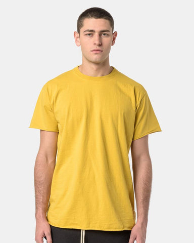 Anti-Expo Tee in Mustard