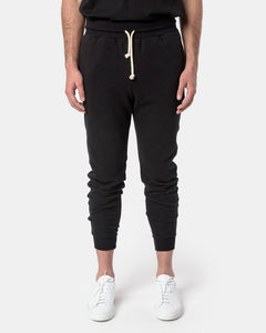 Ebisu Sweats in Black