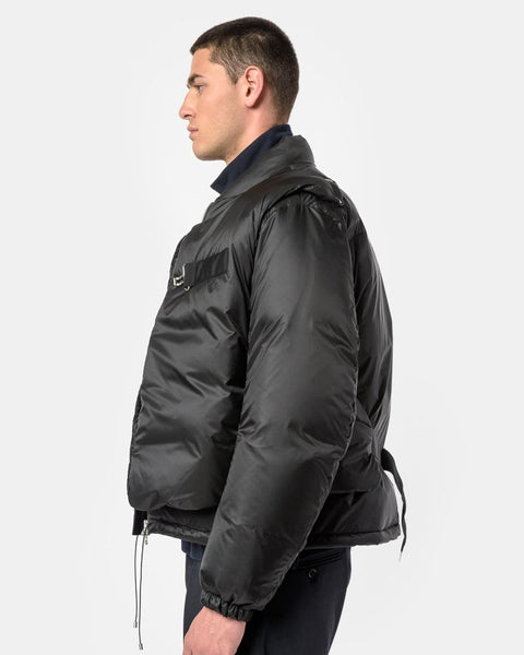 Tactical Down Bomber in Black