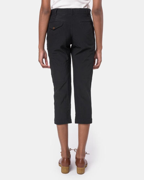 Polyester Pants in Black