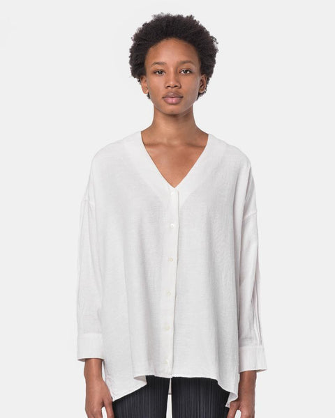 Koto Shirt in White