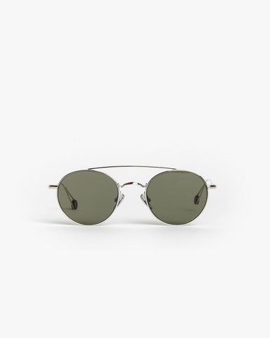 Bastille Sunglasses in White Gold by Ahlem at Mohawk General Store - 1