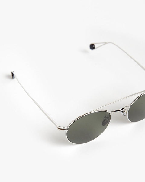 Bastille Sunglasses in White Gold by Ahlem at Mohawk General Store - 2