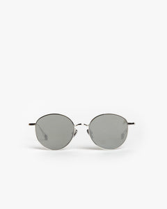 Madeline Sunglasses in White Gold by Ahlem at Mohawk General Store - 1