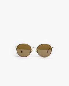 Madeline Sunglasses in Champagne Windsor by Ahlem at Mohawk General Store - 1