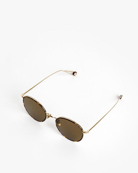Madeline Sunglasses in Champagne Windsor by Ahlem at Mohawk General Store - 3
