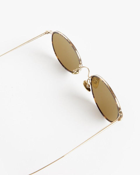 Madeline Sunglasses in Champagne Windsor by Ahlem at Mohawk General Store - 2