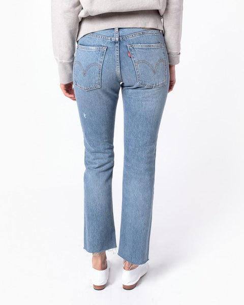 Kick Flare Jeans in Vintage by Levi's Vintage Clothing at Mohawk General Store - 3