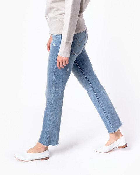 Kick Flare Jeans in Vintage by Levi's Vintage Clothing at Mohawk General Store - 2