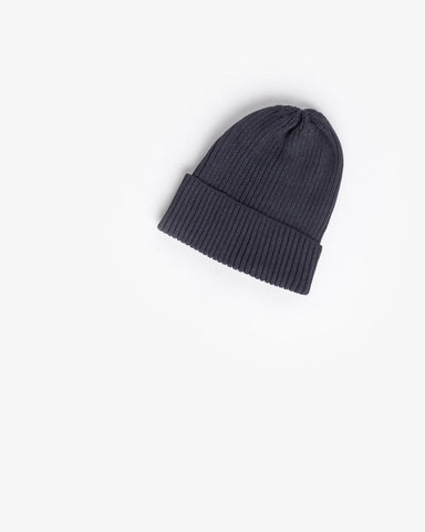 Washi Beanie in Navy by SMOCK Man at Mohawk General Store - 1