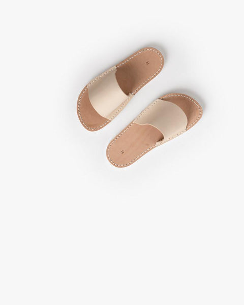 Atelier Slipper in Natural by Hender Scheme at Mohawk General Store - 5
