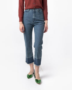 Slim Legion Pant in Classic Indigo by Rachel Comey at Mohawk General Store - 1