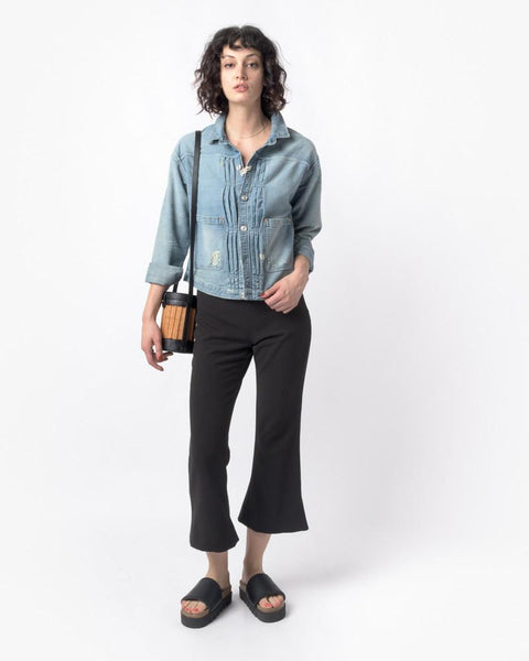 Basin Pant in Black by Rachel Comey at Mohawk General Store - 4