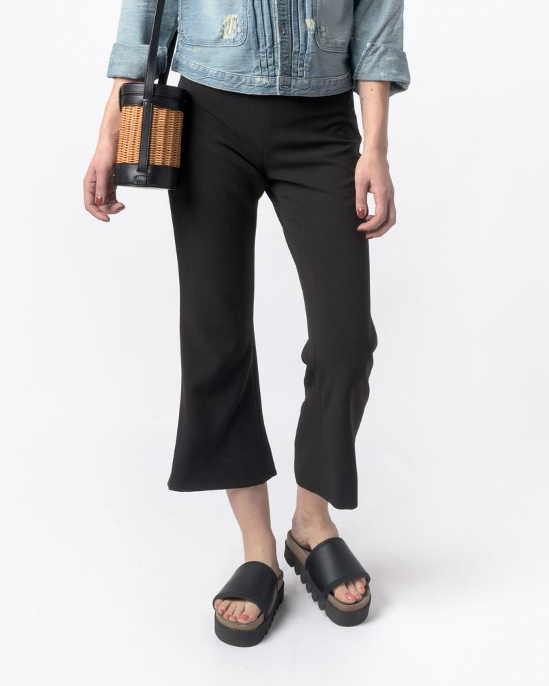Basin Pant in Black by Rachel Comey at Mohawk General Store - 1