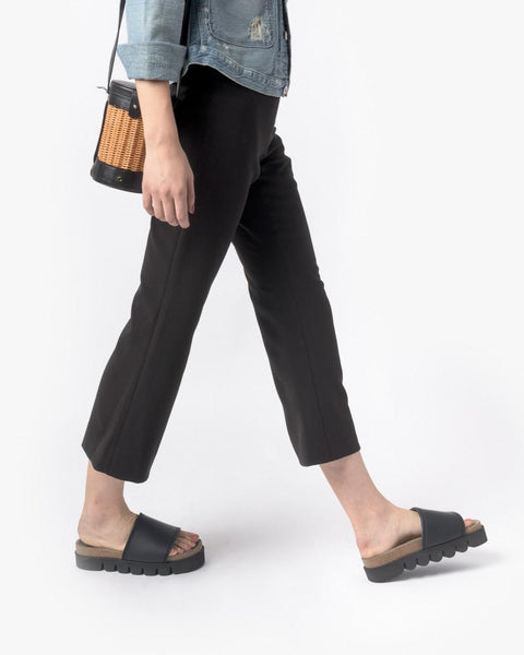 Basin Pant in Black by Rachel Comey at Mohawk General Store - 2