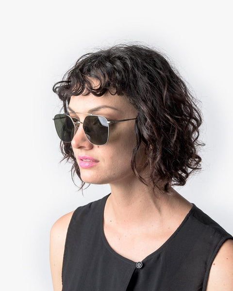 Concorde Sunglasses in Grey by Ahlem at Mohawk General Store - 4