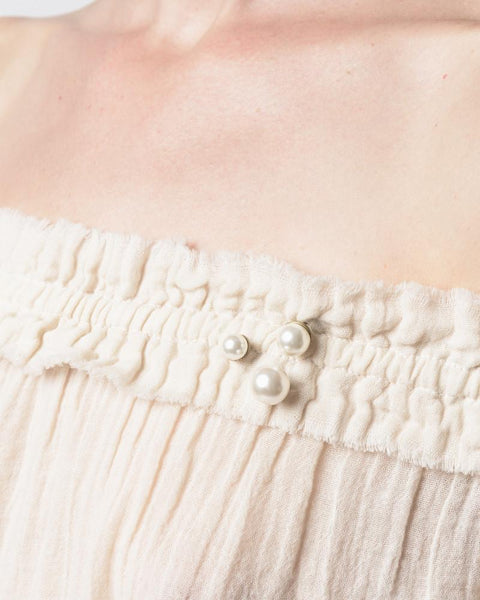 Pearl Brooch by Dries Van Noten Woman at Mohawk General Store - 3