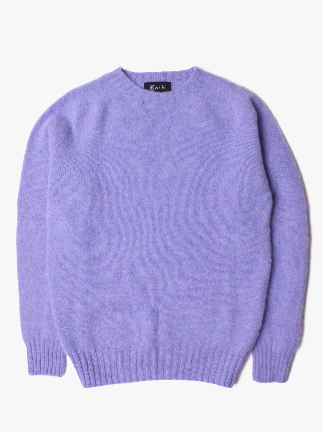 Birth of the Cool Sweater in Wave by Howlin' Mohawk General Store