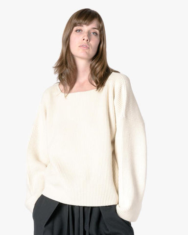 Fly Pullover Sweater in Ecru by Isabel Marant at Mohawk General Store
