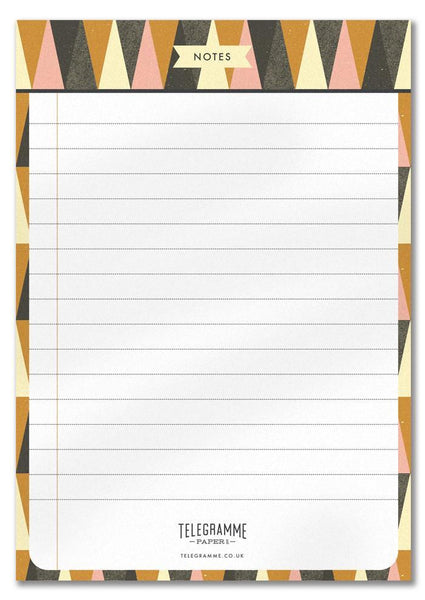 NOTES A5 NOTEPAD