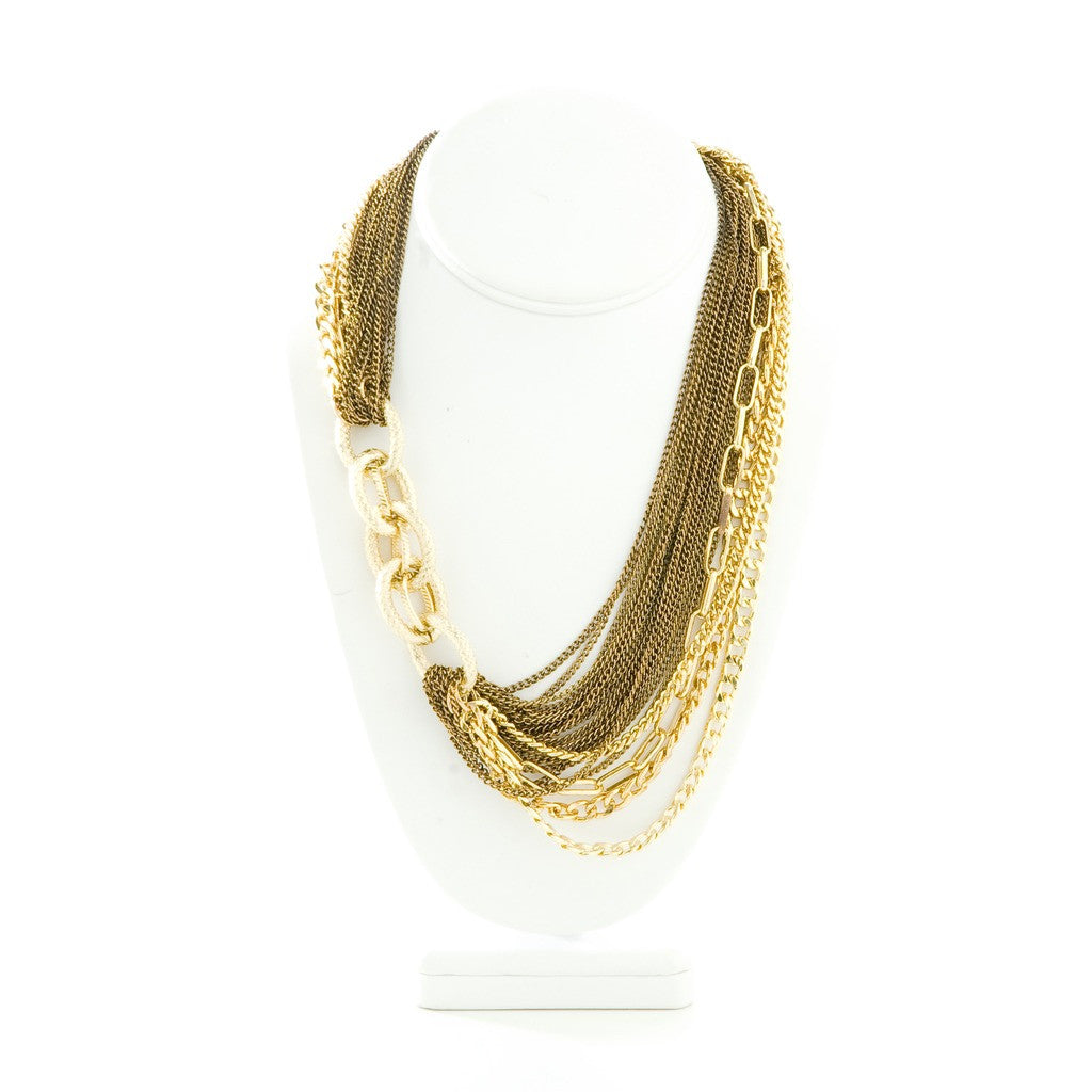 Cleopatra Chain Necklace