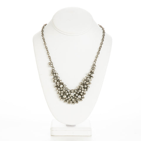Crystal Chandelier Necklace - Small