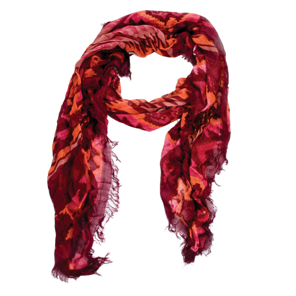 Arizona Scarf--Spice