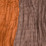 Dottie Scarf--Chocolate Brown/Cocoa