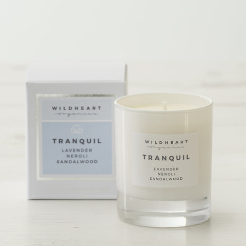 Wildheart Organic Essential Oil Candles
