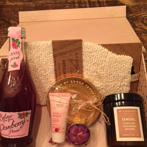 Christmas Eve Pamper Box