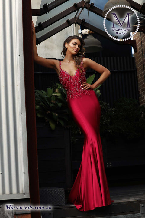 Evening Dress | Jadore Dress JX3001 | Colour Variants - Morvarieds Fashion