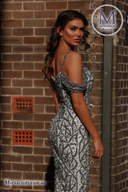 Evening Dress | Jadore Dress JX3005 | Colour Variants - Morvarieds Fashion