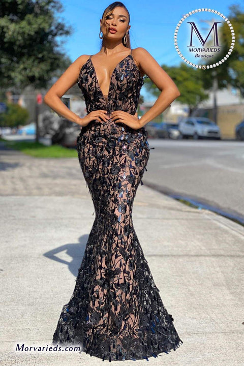 Evening Dress | Jadore Dress JX4019 - Morvarieds Fashion