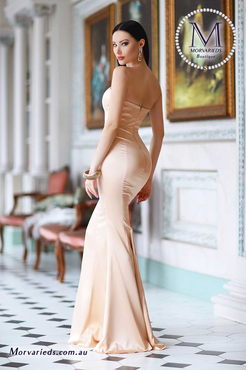 Strapless Formal Dress | Jadore Dress JP114 | Colour Variants - Morvarieds Fashion