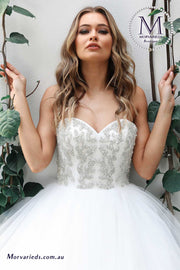 Wedding Dress | Jadore Bridal Dress W106 - Morvarieds Fashion