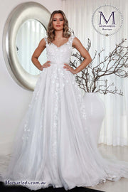 Wedding Dress | Jadore Bridal Dress W108 - Morvarieds Fashion