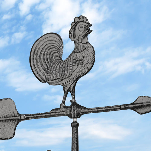"24"" ROOSTER WEATHERVANE"