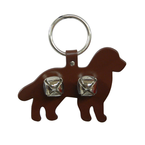 BELL DOOR HANGER - BERNESE MOUNTAIN DOG