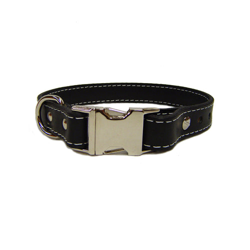 SENECA LEATHER COLLAR