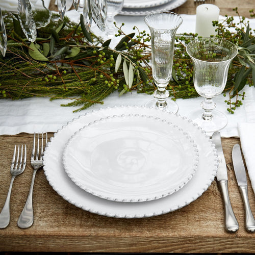 COSTA NOVA PEARL 4-PIECE PLACE SETTING