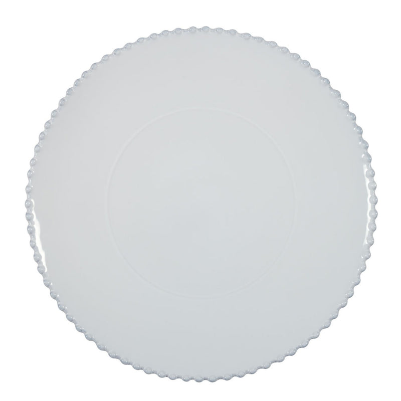 COSTA NOVA PEARL CHARGER PLATE - SET OF 2