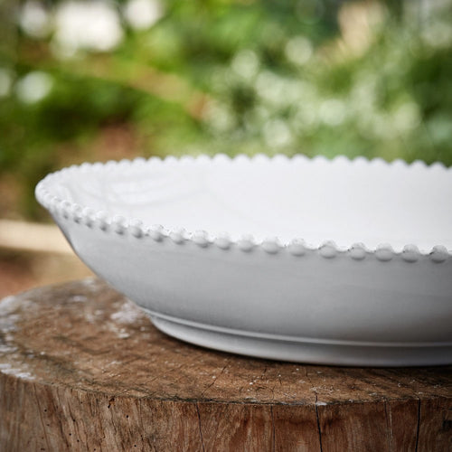 COSTA NOVA PEARL PASTA / SERVING BOWL
