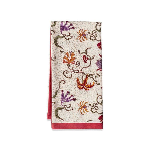 FLEUR DES INDES TEA TOWELS - SET OF 3