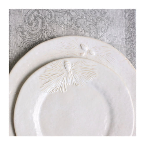 CARMEL CERAMICA FORESTA DINNER PLATE - SET OF 4