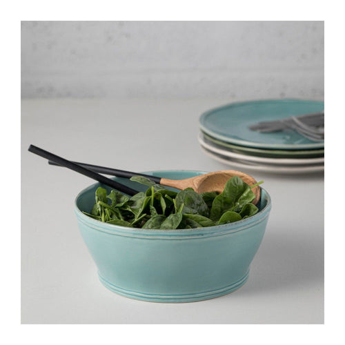 CASAFINA FONTANA TURQUOISE SERVING BOWL