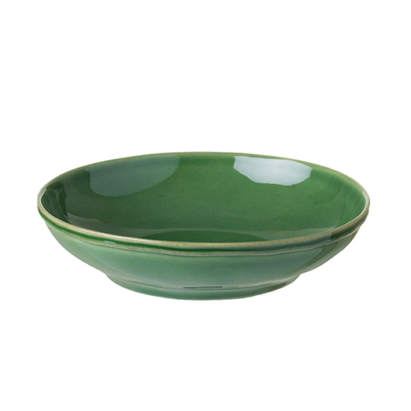 CASAFINA FONTANA FOREST GREEN SOUP/PASTA BOWL - SET OF 6