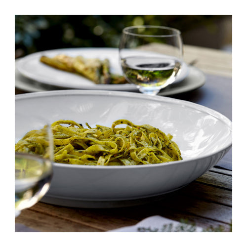 COSTA NOVA FRISO WHITE PASTA SERVING BOWL